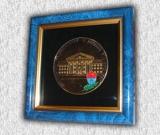 Медаль сувенірна 01